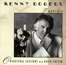 Kenny Rogers - Timepiece [New CD] Manufactured On Demand