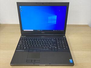 DELL PRECISION M4800 LAPTOP, 32 GB RAM, 1TB SSD, INTEL CORE i7,1080p