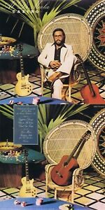 "Al Di Meola "" Casino "" 3. Solowerk, From 1978! With 6 Songs! Brand CD"