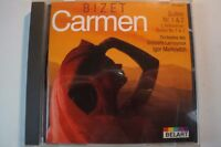 Bizet Carmen Suiten 1 & 2 Igor Markevitch CD66