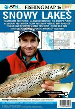 Snowy Lakes Fishing Map, , edition afn sameday priority post