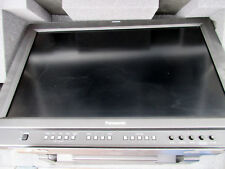 "Panasonic BT-LH2600WP 26"" LCD Monitor (Damaged Screen) With Rolling Case"