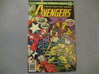 The Avengers #153 (Nov 1976, Marvel) Mid Grade