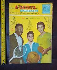 1958 A Gazeta Esportiva Soccer PELE Rookie SUPER RARE COVER MAGAZINE