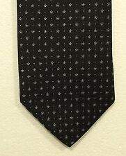 """new with tags BROOKS BROTHERS """"346"""" silk tie made in the USA width 3.75"""""""