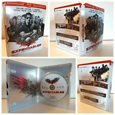 EXPENDABLES.Blu-Ray.Steelbook.