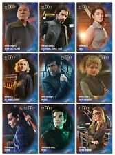 STAR TREK PICARD - Season 1 - 9 Card Promo Set - Seven of Nine