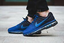 Nike Air Max 2017 'Deep Royal Blue' Mens Sz 8.5 849559-401 Running New Shoes