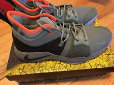 Nike PG2 All Star Men Sz 10.5 ASG Paul George AO1757-300 WORN 1x Excellent VNDS