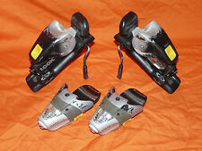 LOOK TC 08 Alpine Downhill Ski Bindings 80mm brake DIN 4-12 SNOW!! ✱ ✻ ✼
