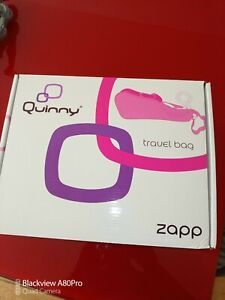 Quinny zapp  travel bag in black FREE POST