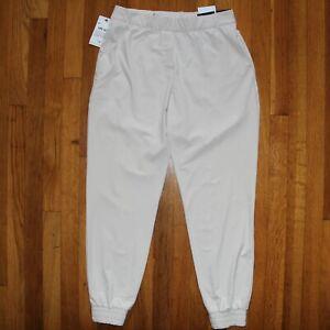 Nike Flex UV Golf Jogger Dri-Fit Pants Womens S CK5811-104 Khaki New $100