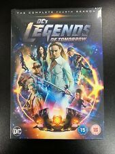 DC's Legends of Tomorrow Season 4 (Fourth Series) DVD -  Uk New & Sealed