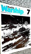 PROFILE WARSHIP #7: HM MTB: VOSPER 70ft (1971)
