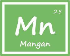Meerwasser Spurenelemente Mangan Mn
