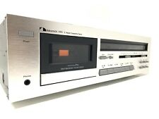 NAKAMICHI 480 2Head Stereo Cassette Deck Vintage 1979 Refurbished 100% Like NEW