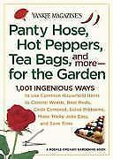 Yankee Magazine's Panty Hose, Hot Peppers, Tea Bags, and More--For the Garden...