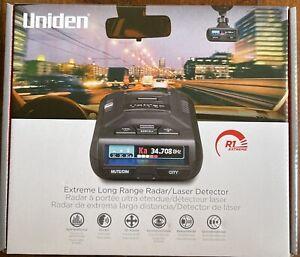 Uniden Uniden R1 Extreme Long Range Radar Laser Detector 360 Degree Free Ship