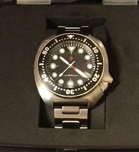 Dagaz Typhoon 2 Captain Willard 6105 Homage Seiko NE15 Automatic Divers Watch