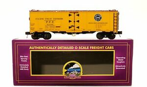 MTH Trains 20-3415c Pacific Fruit Express 40' Steel Side Reefer No 42236 O Scale