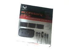 Accessory Pack Gameboy Micro Zubehör USB-Ladekabel Tasche Spielehüllen (GB0050)