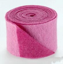 "Topfband""Klausi""Filzband*b=15*rosa/pink*SchafWolle-Filz*Dekoband*Basteln R20R28"