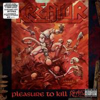 "Kreator : Pleasure to Kill Vinyl 12"" Remastered Album 2 discs (2017) ***NEW***"