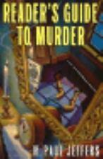 Reader's Guide to Murder: A Sergeant John Bogdanovich Mystery, Jeffers, H. P., V