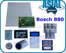 Bosch Alarm Solution 880 Kit w/5 Blue Line Gen2 PIR Free Programming