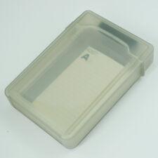 Gray 3.5inch IDE SATA HDD Storage Box Case Enclosures HDD Polypropylene Boxs HY