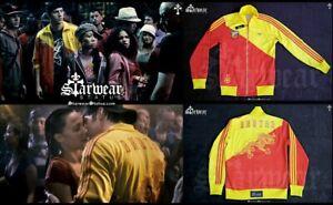 Adidas Originals BHUTAN Dragon Tracksuit Yellow Track Jacket Sz S M - Step Up 2