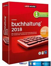 Lexware Buchhalter 2018 Vollversion + Handbuch (PDF) Download NEU + Update 2019