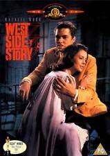 West Side Story (DVD / NATALIE WOOD/ ROBERT SABIO 1961)