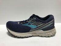 Brooks Adrenaline GTS 19 Womens Running Shoes Navy 7.5 D