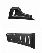 Ducati Diavel Strada Cromo Dark Lower Side Fairings Belly Pan 100% Carbon Fiber
