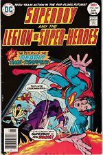 Superboy #223. VG. 1977