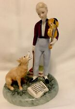 Royal Doulton The Young Master Hn2872 Figurine Bone China M. Davies. Issued 1979
