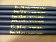 "6 FibreMatch by Precision Golf Graphite Iron Shafts .370 41"" Filament Wound"