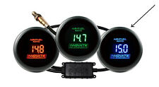Innovate LC2 Wideband + DB 52mm Kit w/ O2 Sensor BLUE Gauge LC-2 (3795)