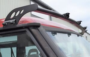 CURVED ROOF MOUNTED SPOT LIGHT BAR FOR LAND ROVER DISCOVERY 1 & 2 Td5 300tdi