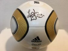 Adidas Jobulani World Cup 2010 Ball London Donovan Autographed Match Ball Size 5
