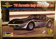 1978 Chevrolet Corvette Indy 500 Pace Car, 1:24, Revell 4188