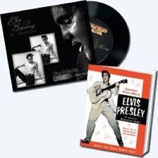 ELVIS PRESLEY; OOP; MR DYNAMITE SOUVENIR FOTO ALBUM<>45 VINYL<>PICTURE SLEEVE