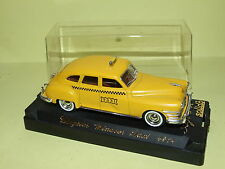 CHRYSLER WINDSOR TAXI  SOLIDO 4514 Age D'or