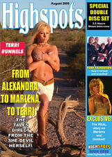 Terri Runnels Shoot Interview DVD WWE WCW WWF Marlena