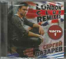 Sergey Lazarev-London club remexis Part 1-Eurovision 2016 -new & sealed CD