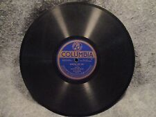 "78 RPM 10"" Record George Meader Ill Think Of You When Evening Shadows Fall A2886"