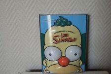 COFFRET  DVD LES SIMPSON INTEGRALE DE LA SAISON 11  EDITION LIMITEE COLLECTOR
