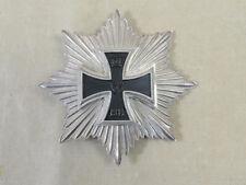 Preussen Bruststern Silber Stern Großkreuz Eisernes Kreuz 1914 Hindenburgstern