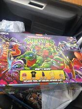 NECA Nickelodeon Stern Pinball Ninja Turtles Walmart Exclusive Loot Box Shirt XL